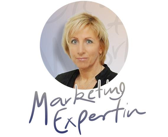 Sylvia Link - Marketing Expertin