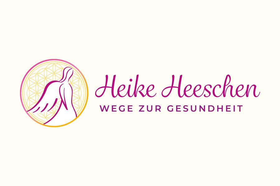 Logo Heike Heeschen - Wege zur Gesundheit in Stade