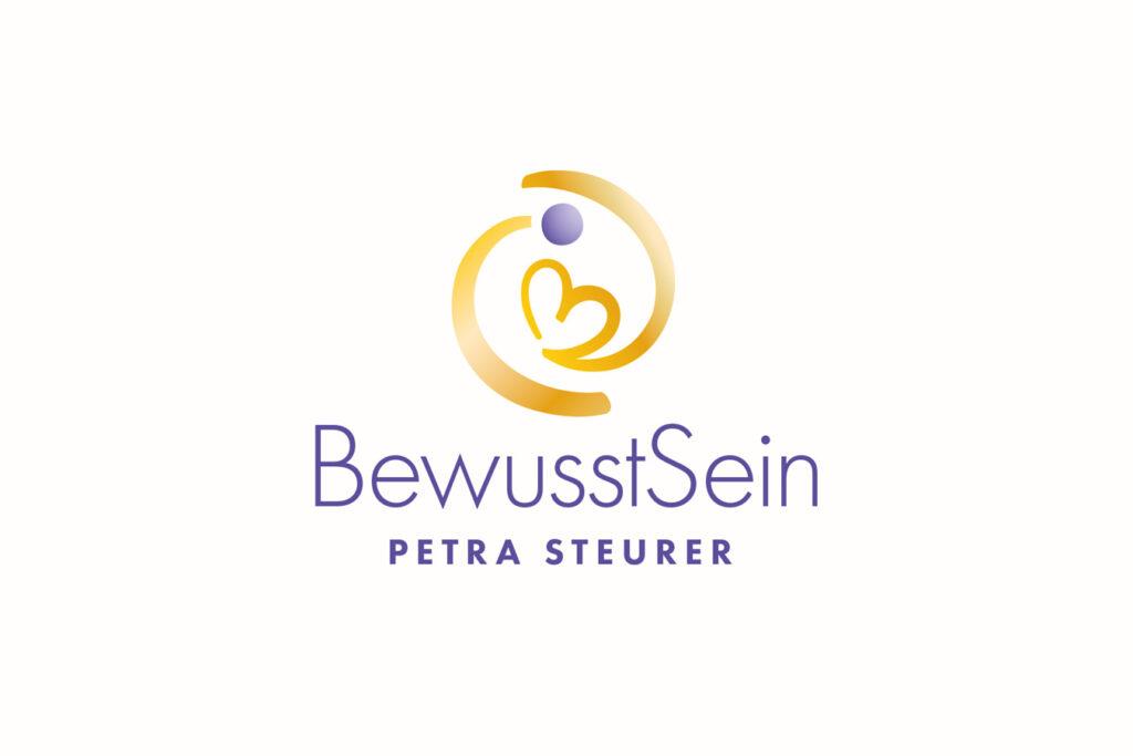 Logo Petra Steurer - Praxis BewusstSein