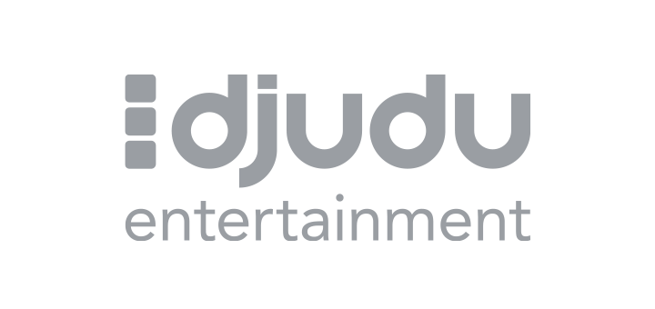 Logo djudu entertainment