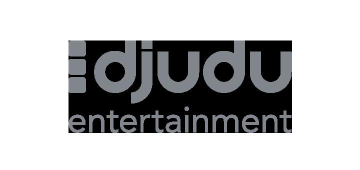 Logo djudu entertainment