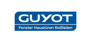 Logo GUYOT Fenster Haustüren Rollläden