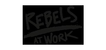 Logo REBELS AT WORK