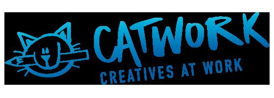 Catwork - starke Logos, Corporate-Design, tolle Webseiten und Werbevideos