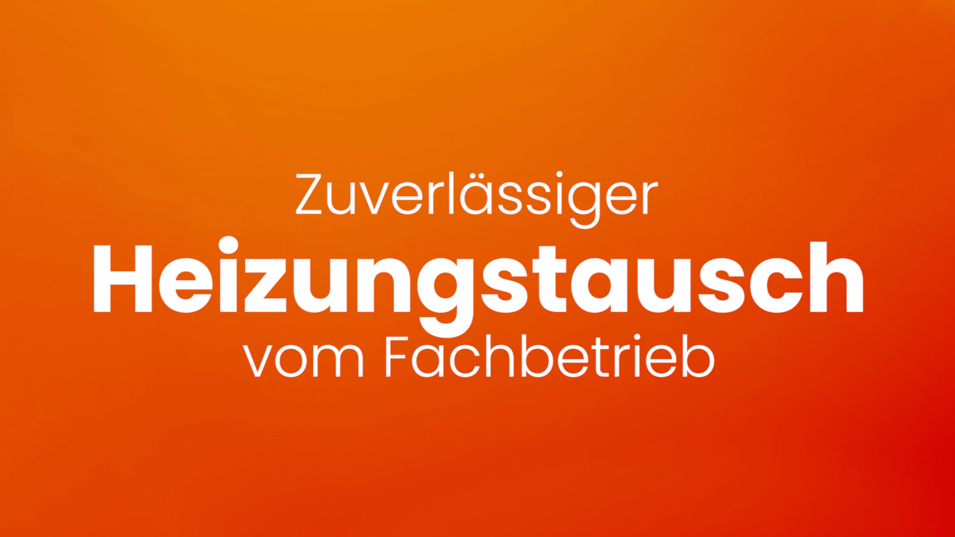 Video für Meisterbetrieb Oestreich aus Weiler bei Bingen